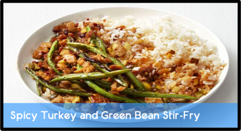 Spicy Turkey and Green Bean Stir-Fry.fw